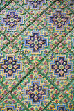 Traditional Thai Style Pattern Stock Image