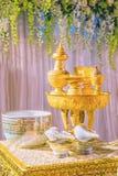 Traditional Thai Wedding ceremony Stock Image