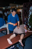 Traditional Thailand Massage Royalty Free Stock Photos