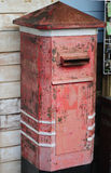Traditional Thailand post box Stock Image