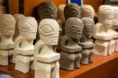 Traditional Tiki Stock Photography