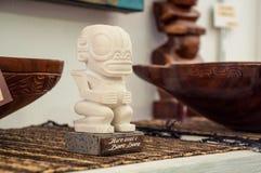 Traditional Tiki Stock Photo