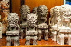Traditional Tiki Stock Images