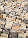 Traditional Tile Roof. Stock Image