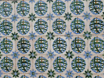 Traditional Tiles Royalty Free Stock Photo