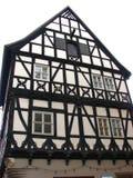 Traditional Timber German House Stock Photos
