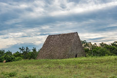 Traditional Tobacco House in Pinar del Rio,Cuba Royalty Free Stock Image