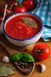 Traditional tomato sauce Stock Photography