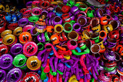 Traditional toys Royalty Free Stock Photo