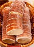 Traditional transylvanian desert Stock Image
