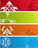 Traditional ttoman turkish tile illustration Royalty Free Stock Photos
