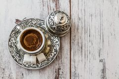 Free Traditional Turkish Coffee Stock Images - 48420144