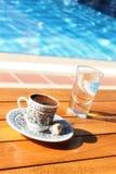 Traditional Turkish coffee Stock Photos