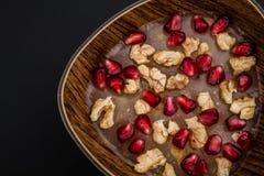 Traditional Turkish Dessert Ashura Stock Images