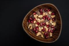 Traditional Turkish Dessert Ashura Stock Photos