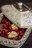 Traditional Turkish Dessert Ashure Stock Photography