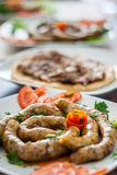 Traditional Turkish food called Royalty Free Stock Photos