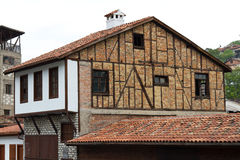 Traditional Turkish House Stock Photography