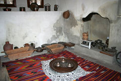 Traditional turkish kitchen Stock Photo