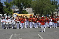 Traditional Turkish Marching Band Royalty Free Stock Image
