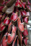 Traditional Turkish Shoes Royalty Free Stock Images