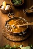 Traditional Turkish Soup Kelle Paca. Stock Image