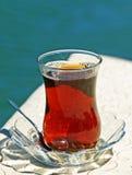 Traditional Turkish Tea Stock Image