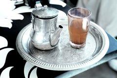 Traditional Turkish tea Stock Photos