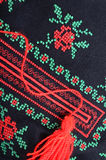 Traditional ukrainian embroidery Royalty Free Stock Image