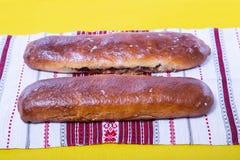 Traditional Ukrainian pastry Stock Image
