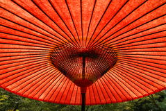 Traditional Umbrella Stock Photography