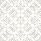 Traditional vector seamless wallpaper Stock Photography
