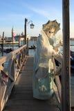 Traditional Venetian Carnival 2011. Royalty Free Stock Image