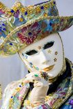 Traditional venetian carnival mask Royalty Free Stock Photos