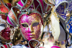 Traditional Venetian mask Royalty Free Stock Image