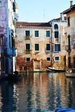 Traditional Venice and historical buildings. Historical architecture Stock Image