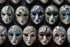 Traditional Venice mask Royalty Free Stock Photos