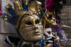 Traditional Venice mask Royalty Free Stock Images