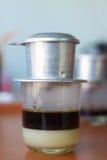 Traditional Vietnamese coffee Royalty Free Stock Photos