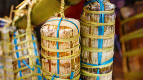 Traditional Vietnamese food Stock Image