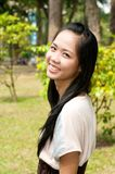 Traditional Vietnamese Girl Royalty Free Stock Photos