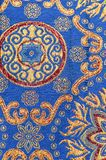 Traditional vietnamese textile Royalty Free Stock Photography