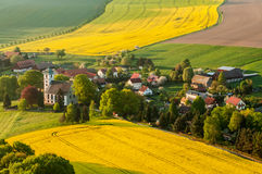 Traditional Village Royalty Free Stock Photos