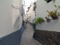 Traditional village, Andalusia Royalty Free Stock Photo