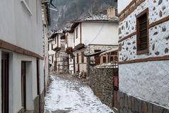 Traditional village in Bulgaria Stock Images