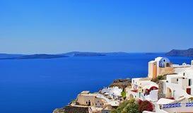 Free Traditional Village Of Thira At Santorini Royalty Free Stock Photography - 22755517