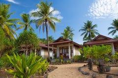 Traditional village Stock Photo