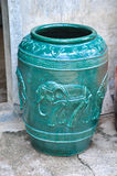 Traditional water container royalty free stock image