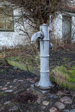 Traditional Water Pump on Old Street Royalty Free Stock Photography