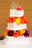 Traditional Wedding Cake Royalty Free Stock Photo